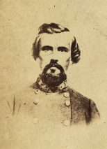 Portrait of Nathan Bedford Forrest, CSA general, 1863-1870. (Library of Congress, Prints and Photographs Division)