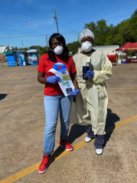 CHOICE has continued to find new ways to help its community during the COVID-19 pandemic – and nearly doubled its volunteers. (contributed)
