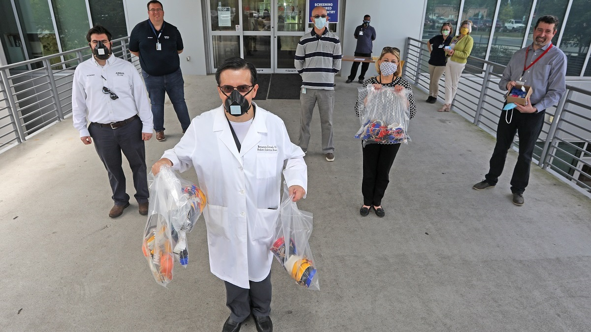South Alabama manufacturers rally to support local health care amid COVID-19 pandemic