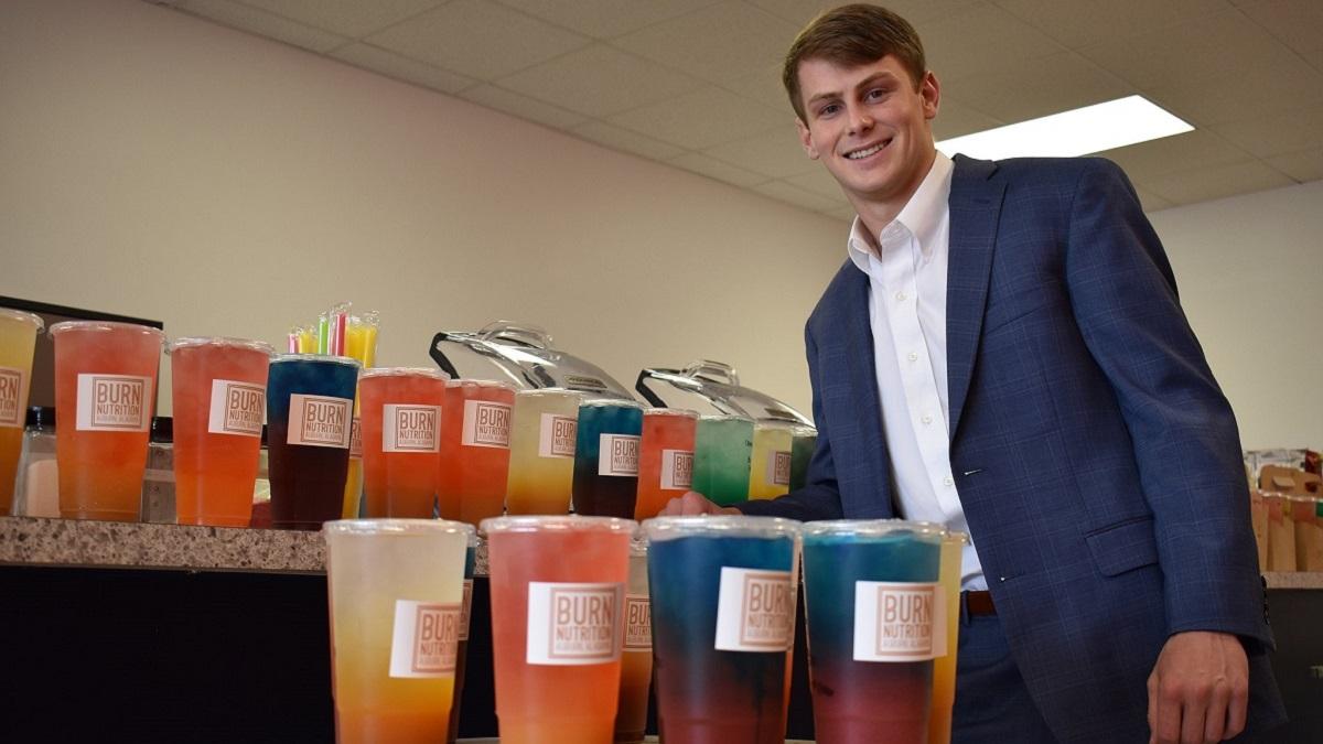 Auburn student, 19, succeeds in business venture despite lockdown