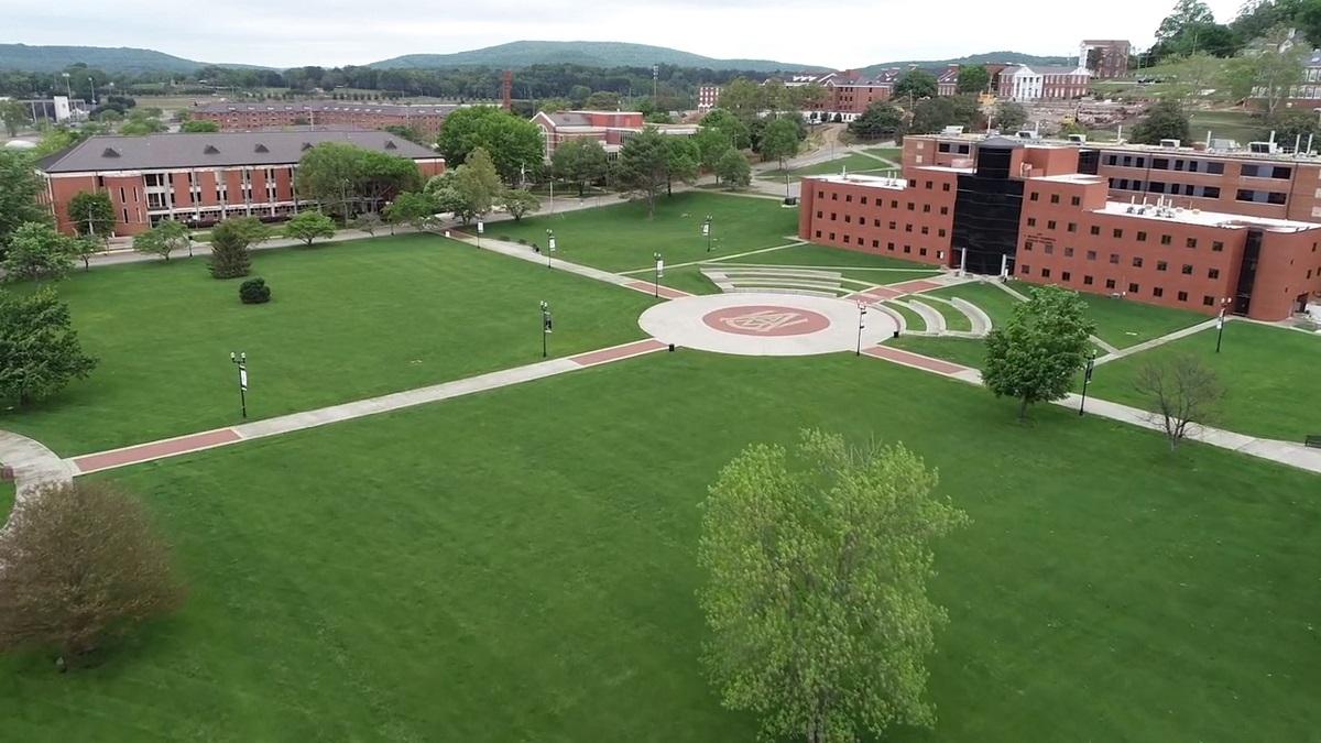Alabama HBCUs: Alabama A&M University
