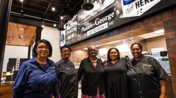 Pannie-George's Kitchen got help through ALtogether Alabama and the Alabama Power Foundation to overcome the COVID-19 slowdown. (contributed)