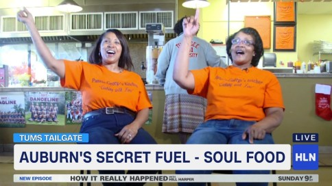 Mary Kay and Lorine Askew featured on a segment on HLN. (contributed)