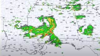 James Spann: Alabama showers, storms become a bit more scattered Thursday, Friday