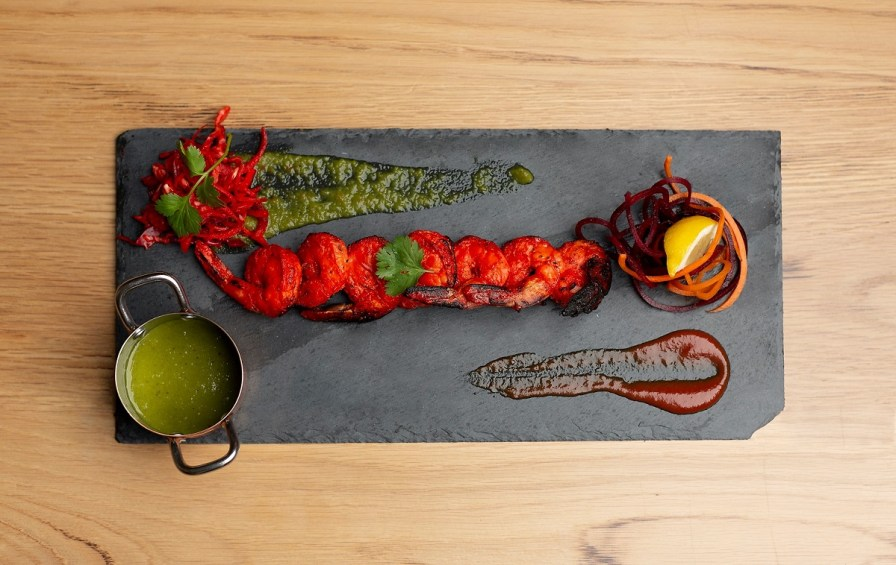 Chef Z is putting an inventive and authentic spin on Indian cuisine at Bay Leaf. (contributed)