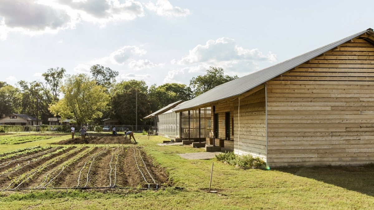 At Jones Valley Teaching Farm, food is the foundation for academic growth