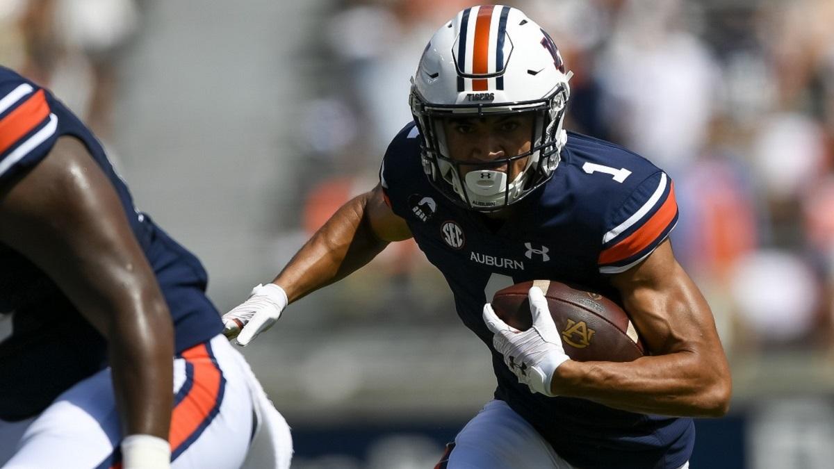 Auburn Tigers take to the road for tough test against Georgia Bulldogs