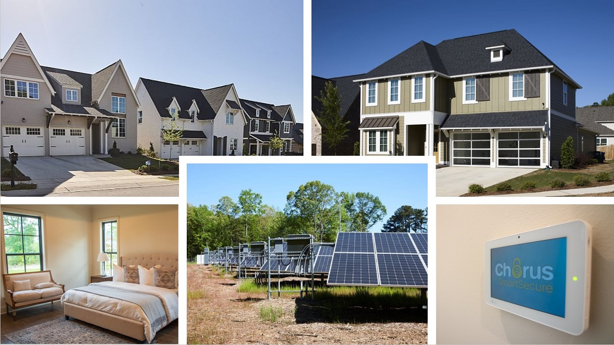 Southern Company honored for energy storage research, including technology deployed at Alabama Power Smart Neighborhood