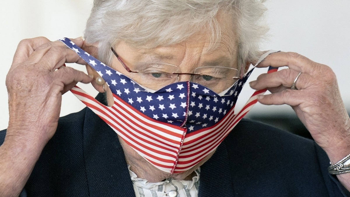 Alabama Gov. Kay Ivey extends statewide mask requirement through Nov. 8