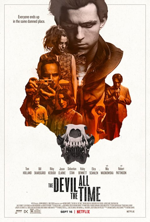 """The Devil All the Time"" premieres on Netflix Sept. 16. (Netflix)"