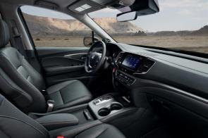 The 2021 Honda Ridgeline will be built at Honda Manufacturing of Alabama. (Honda)