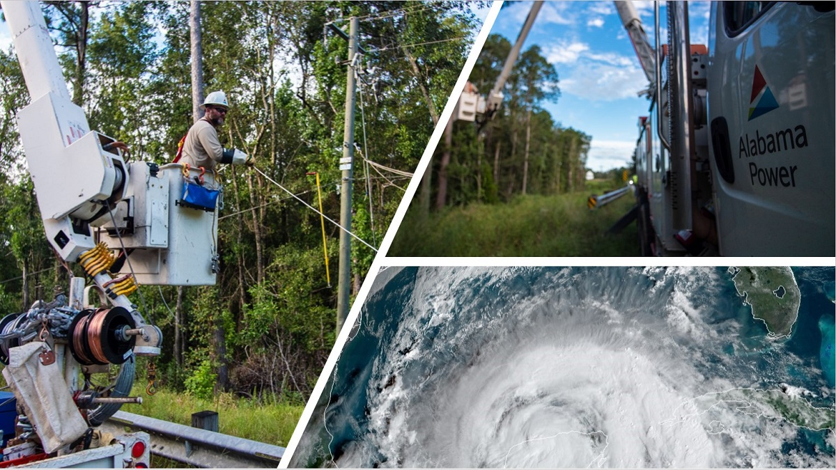 Alabama Power encourages customers to keep safety first ahead of Tropical Storm Zeta