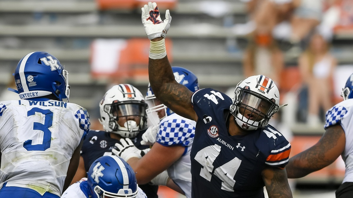 Football preview: Auburn faces big road test at Georgia, Alabama welcomes Aggies, undefeated UTSA visits UAB