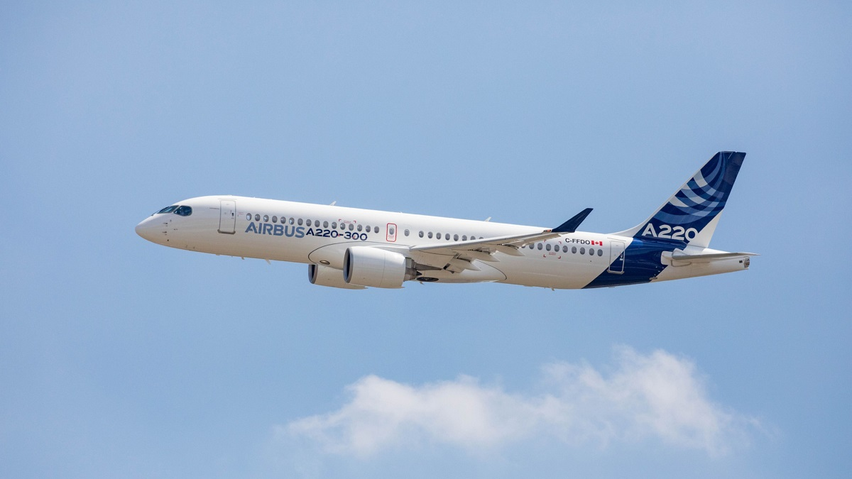 Airbus bets small is beautiful as Alabama-built A220 chases post-COVID sales