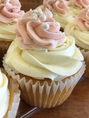 """Ida McCrary, known to many customers as """"Ms. JoZettie,"""" named her cupcake shop for her father, Joe, and her mother, Zettie. (JoZettie's Cupcakes)"""
