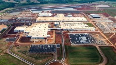The Mazda Toyota Manufacturing plant in Huntsville is expected to begin production later this year. (SellersPhoto.com)