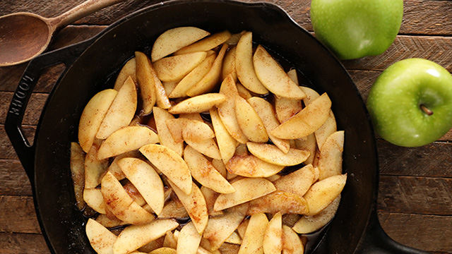 Recipe: Southern Fried Apples