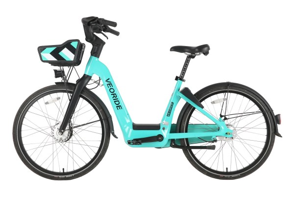 Veo will bring scooters and bikes as part of its bikeshare program in Birmingham in 2021. (contributed)