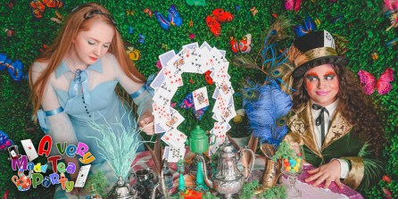 A Very Madd Tea Party will be held at OWA in Foley through April 3rd.  (contributed)