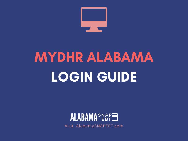 MyDHR Alabama Login Guide