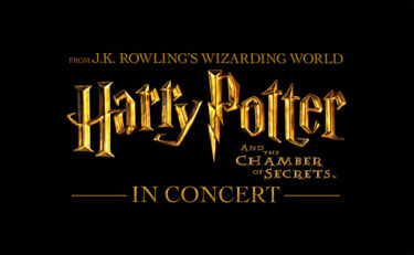 Harry Potter and the Chamber of Secrets™ in Concert - Poster