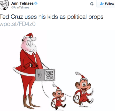 WaPo Ted Cruz kids tweet