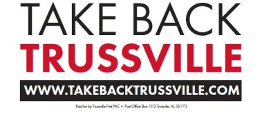 Take Back Trussville Logo