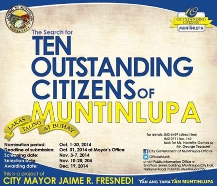 ten outstanding munti