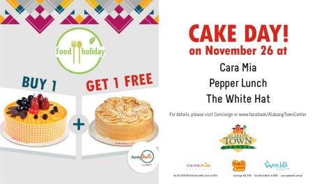 CAKE day fb