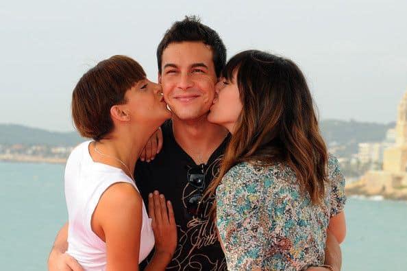 Марио Касас биография личная жизнь семья жена дети  фото