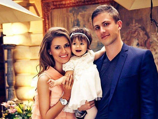 Виктория Боня биография личная жизнь семья муж дети фото