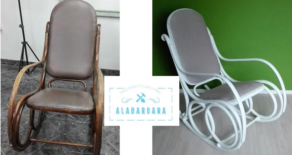 Jak odnowić bujany fotel?