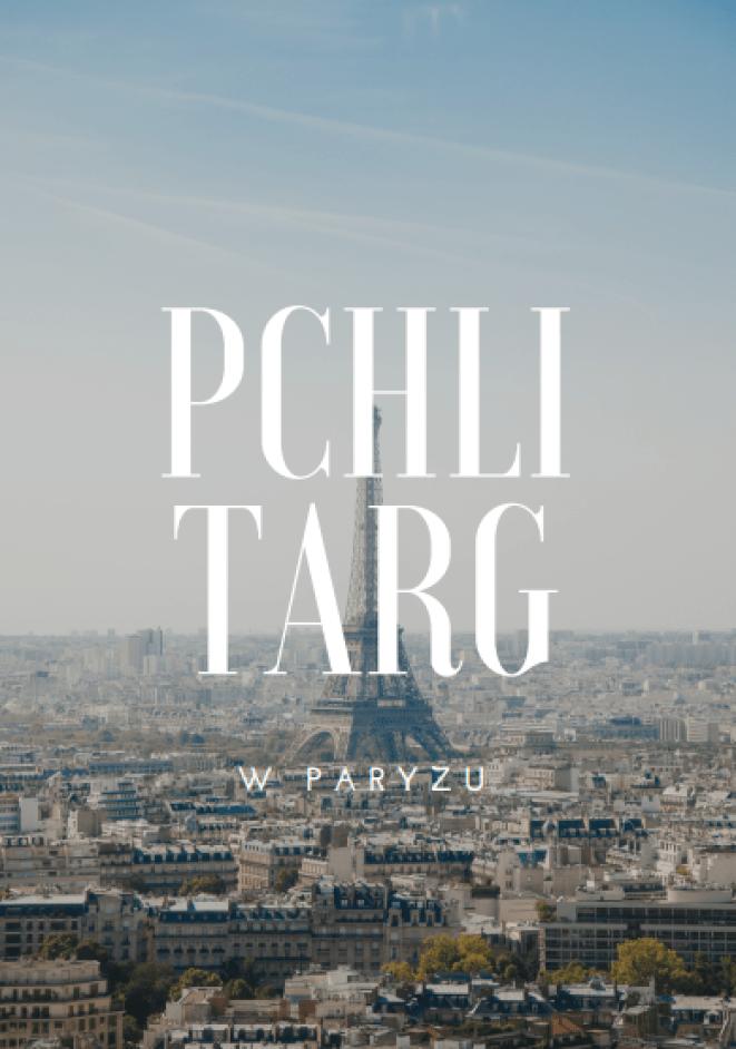 Pchli targ w Paryżu
