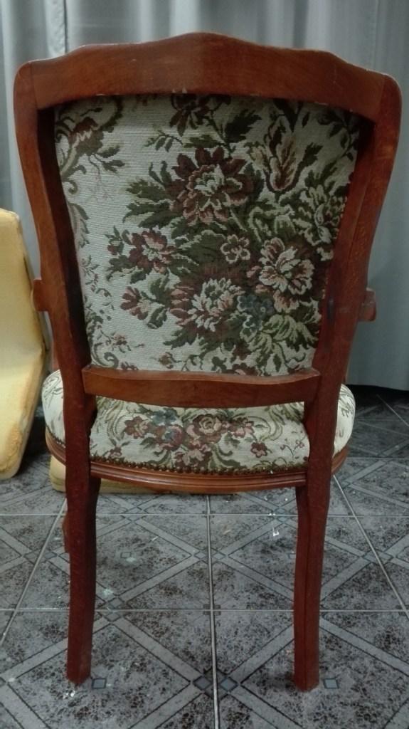 Krzesło barokowe do renowacji