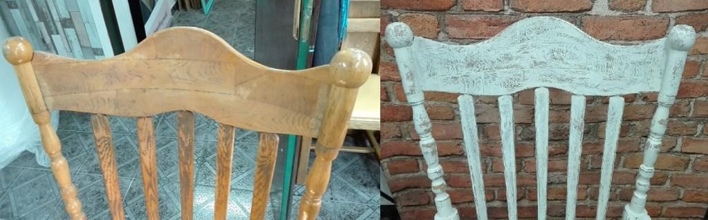 Postarzanie i bielenie drewna