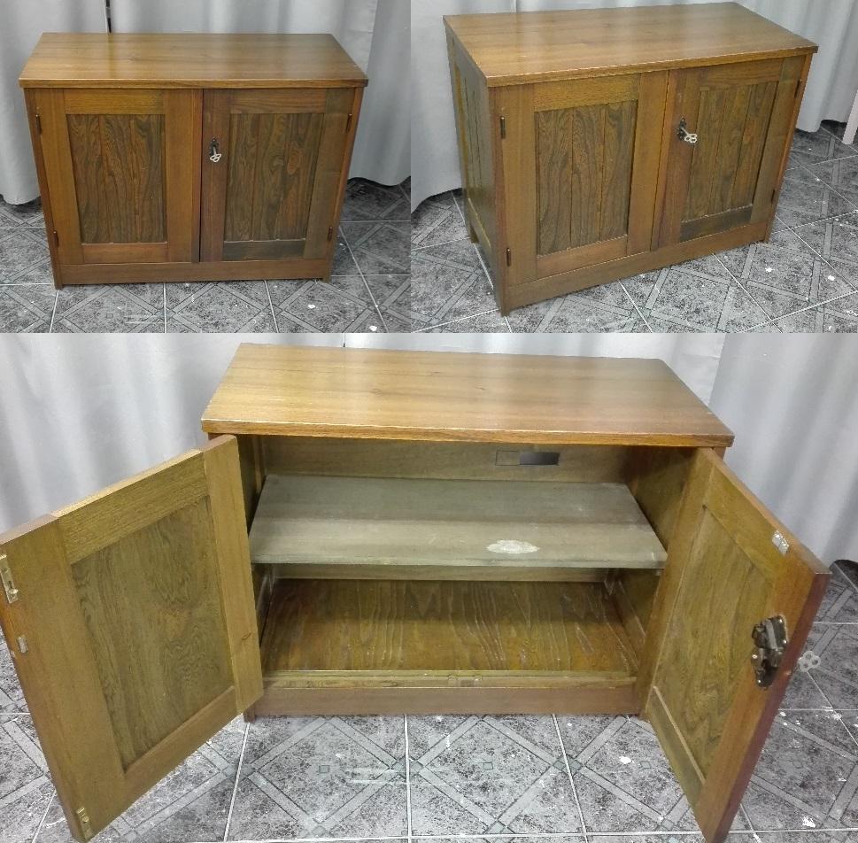 Stara szafka komoda drewniana