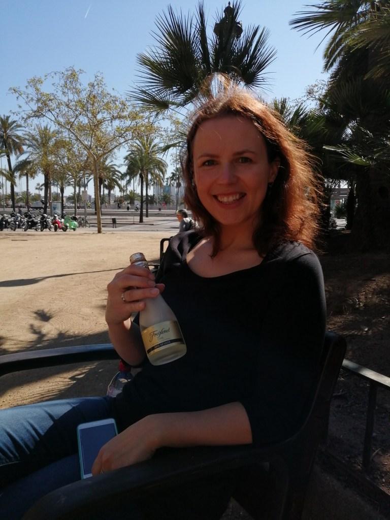 Wino musujące Barcelona