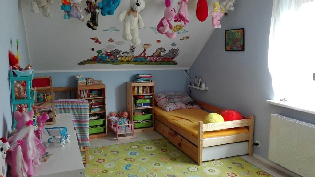 Pokój dziecięcy kolorowy