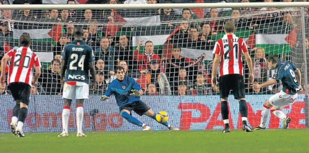 05.1-8 Copa. Athletic Club 2 - Osasuna 0 (15-01-2009)