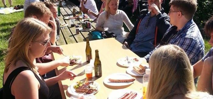 Myndir: Grillveitslan 2014