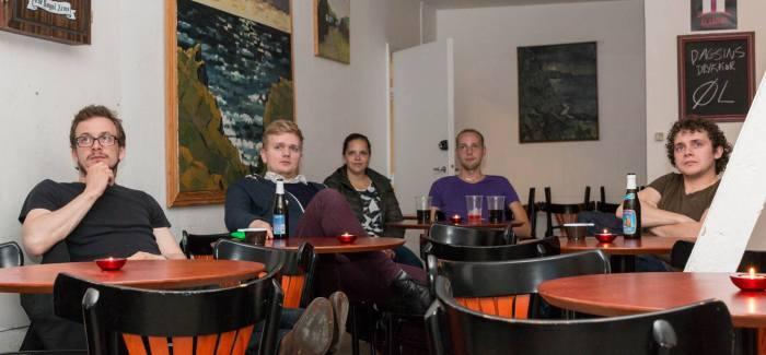 Myndir: Løgtingsval 2015