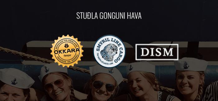 Okkara Karnevalgonga 2019 eydnaðist avbera væl!