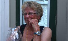 Freda remembering the dinner