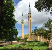 Grande Mosquée Faisal