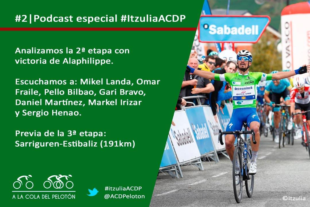 podcast ciclismo itzulia