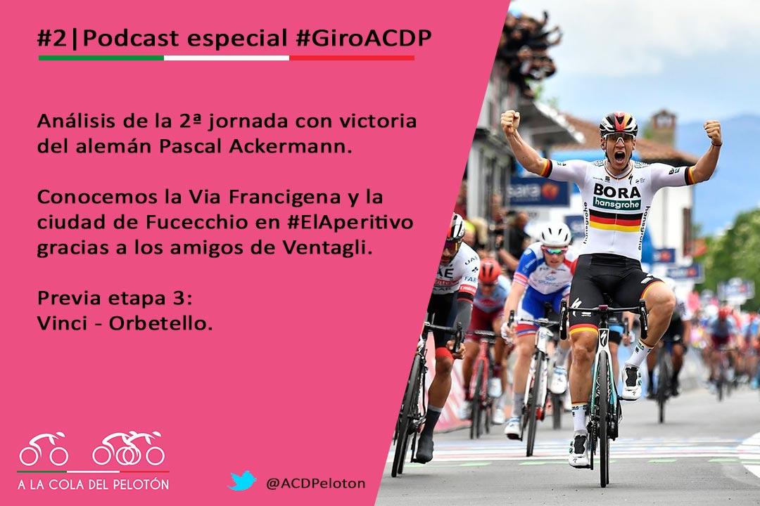 podcast ciclismo giro italia ackermann