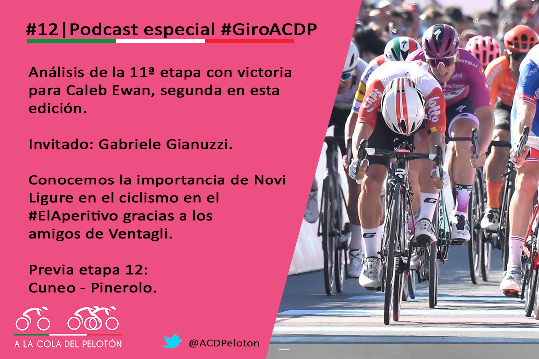 podcast ciclismo giro