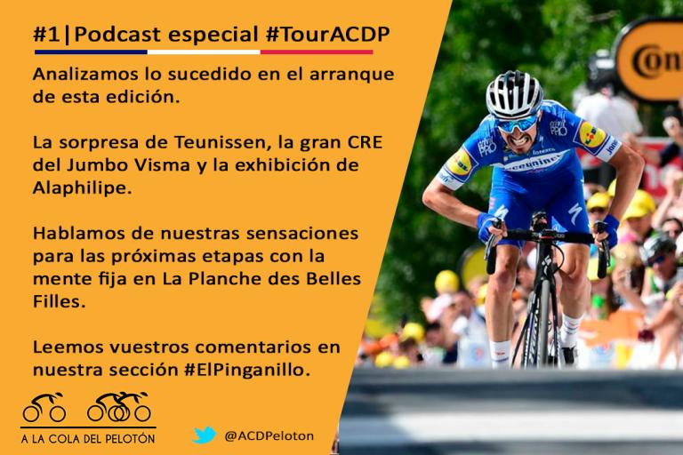 ciclismo podcast tour francia