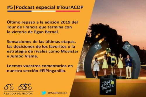 ciclismo podcast tour de francia egan bernal ineos colombia