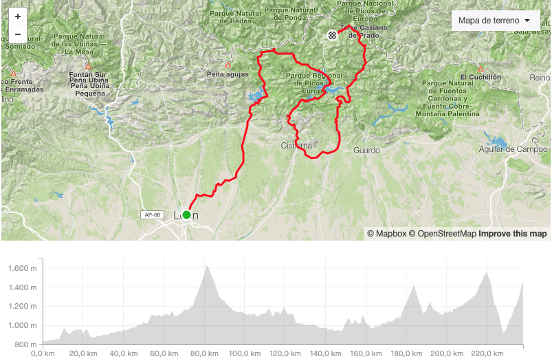 cicloturismo leon ivoox a la cola del peloton podcast acdp a cola del peloton bicicleta turismo viaje strava